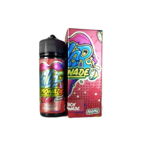 Peach Lemonade 100ml Eliquid Killer Lemonade