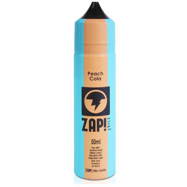 Peach Cola  Eliquid By ZAP