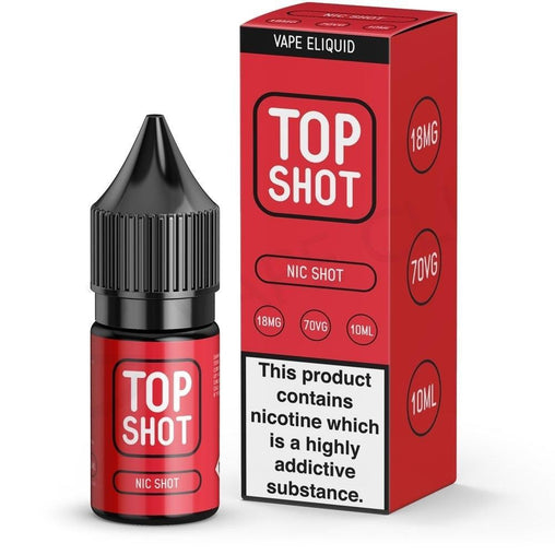 Nicotine Booster Eliquid By  Top Shot