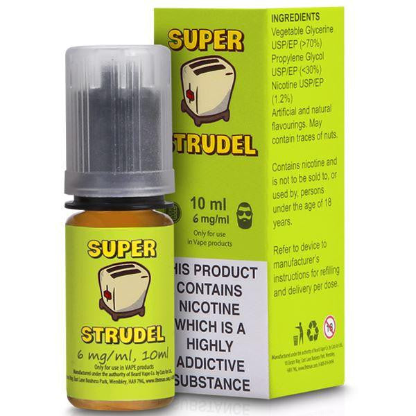 Mango Peach  10ml  Eliquid By Super Strudel
