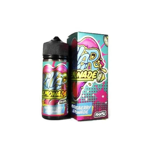 Mix Raspberry Lemonade 100ml Eliquid Killer Lemonade