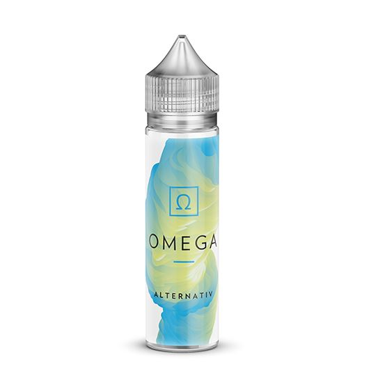 Omega 50ml Eliquid By Alternativ