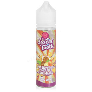 Passion fruit Eliquid by Sweet Tooth