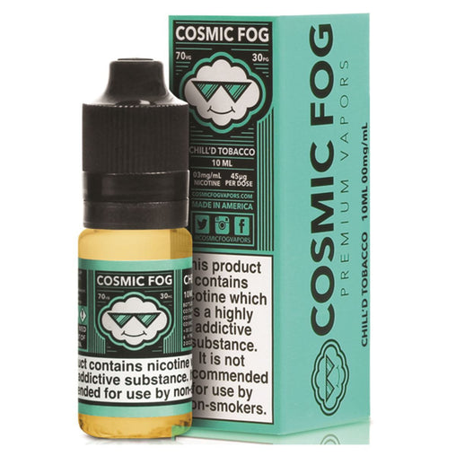 Chilled Tobacco Eliquid By Cosmic Fog