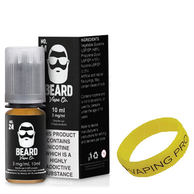 Beard 10ml No.24 Eliquid