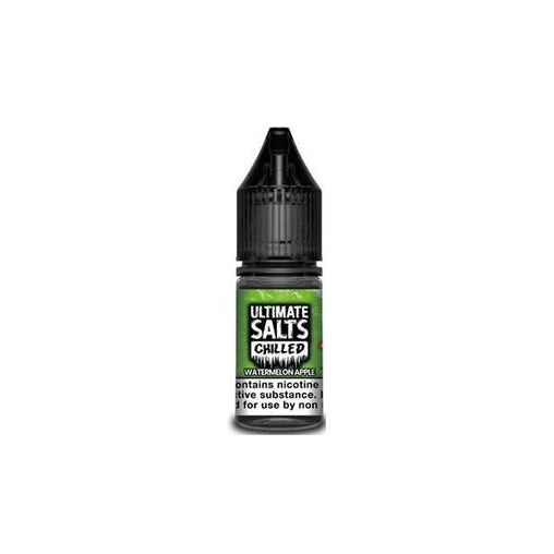 Watermelon Apple 10ml E-Liquid By Ultimate Juice