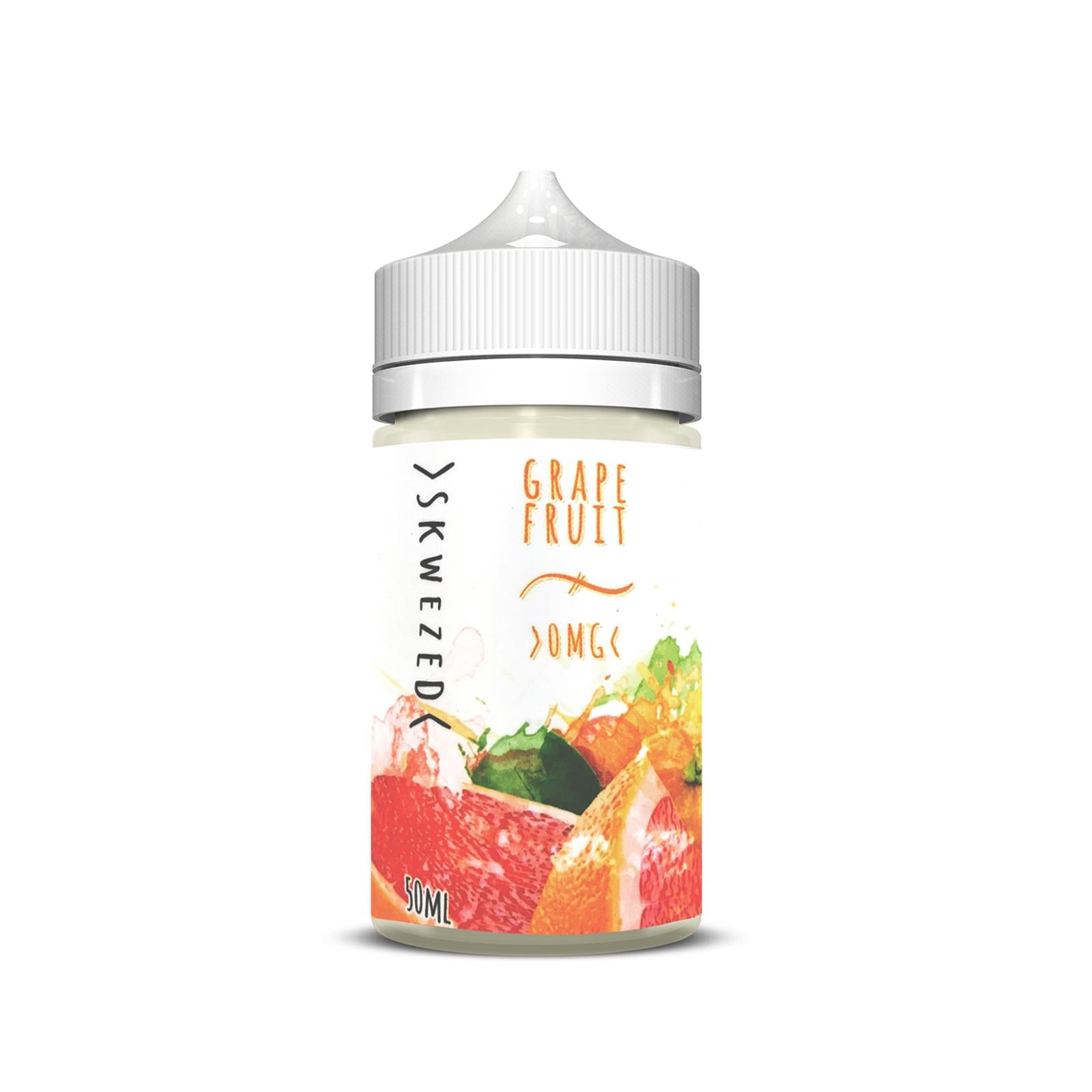 Grape fruit 50ml Eliquid By Skwezed