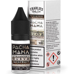 Strawberry Guavaand Jack fruit Eliquid By Pacha Mama