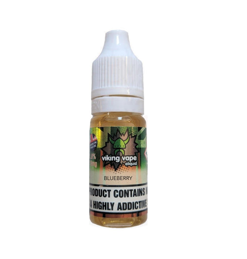 Blueberry 10ml Eliquid Viking Vapes