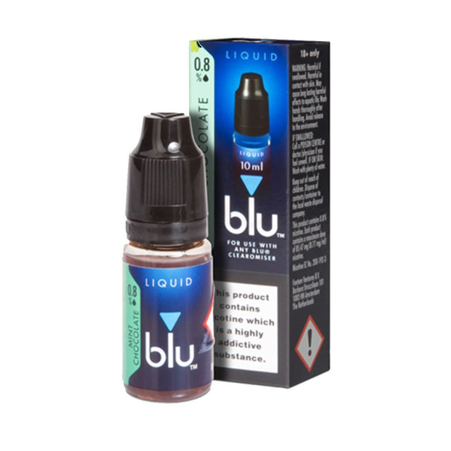 Mint Chocolate Eliquid By My Blu