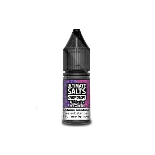 Grape and Strawberry 10ml E-Liquid By Ultimate Juice