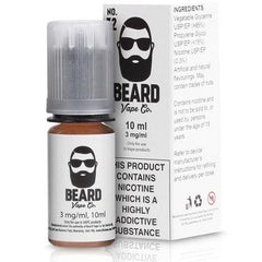 Beard 10ml No.32 Eliquid