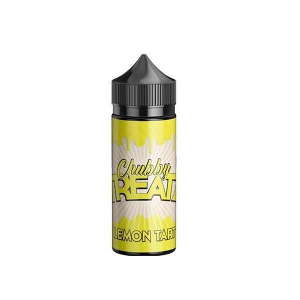 Lemon Tart 100ml Eliquid Chubby TREATZ