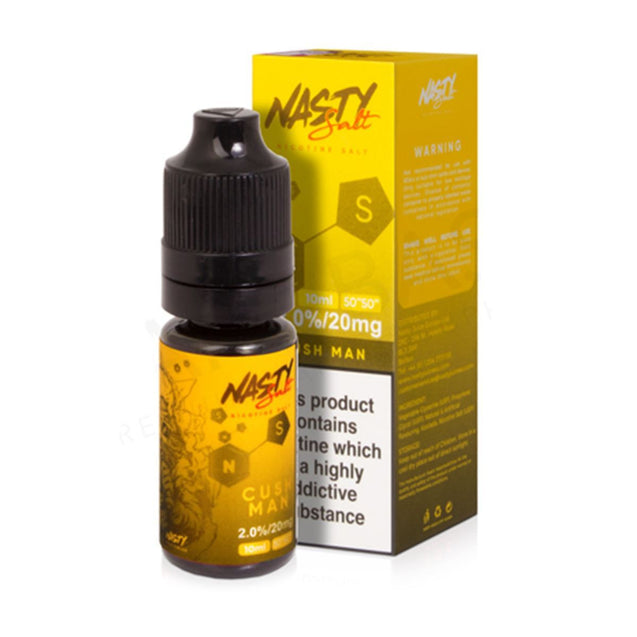 CushMan Eliquid By Nasty