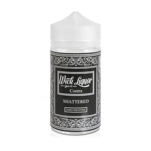 Contra Shattered Eliquid By Wick Liquir