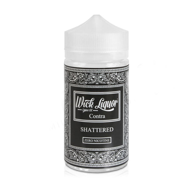 Contra Shattered Eliquid By Wick Liquor