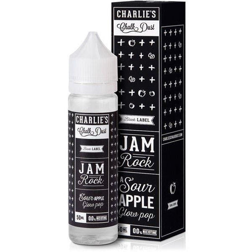 JamRock Eliquid By Charlie's Chalk Dust