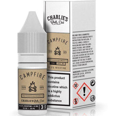 Campfire 10ml Eliquid By Camp Fire
