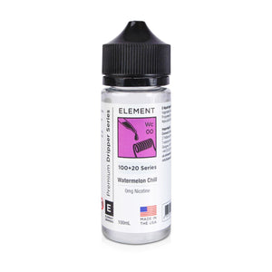 Watermelon Chill Dripper  Eliquid By ELEMENT