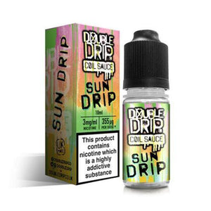 SunDrip Eliquid By Double Drip Coil