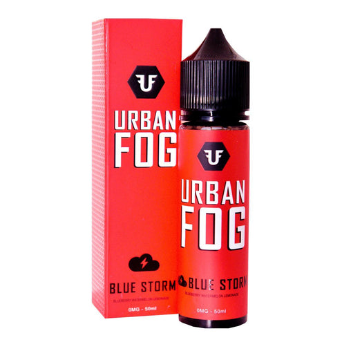 UrbanFog BlueStorm 50ML Eliquid Premium By Vaping Pro