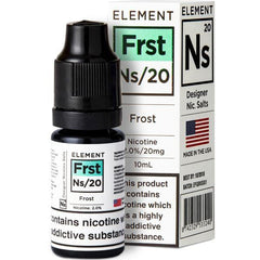Frost 10ml Eliquid By Element