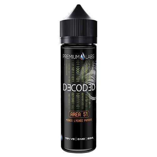 Area 51 Eliquid By Decoded
