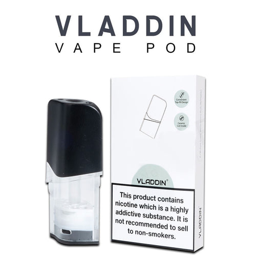 Vladdin RefillablePods 1.5ml  Pod