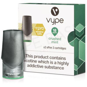 Vype Crushed Mint 2x2ml  Pod