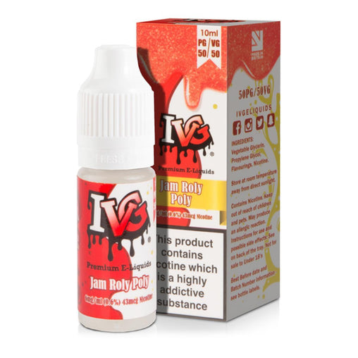 Jam Roly Poly Eliquid By I VG