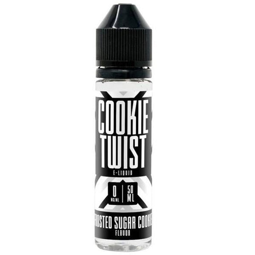 Frosted Sugar Cookie 50ml Eliquid Cookie Twist