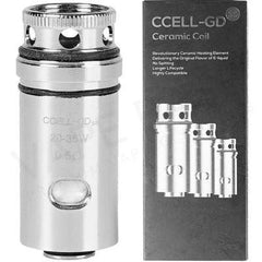 C Cell GD Ceramic Coil By Vaporesso