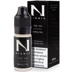 Nicotine Booster Eliquid By  Nic Nic