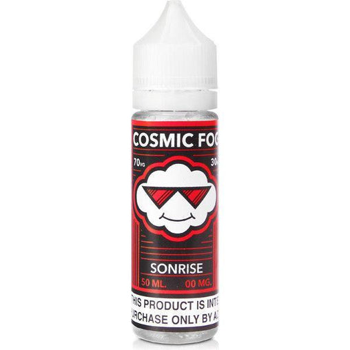 Sonrise Eliquid By Cosmic Fog