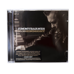 '30:30 Hindsight' CD - Jimmy Barnes Online Store