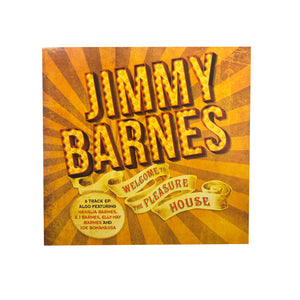 'Pleasure House' CD - Jimmy Barnes Online Store