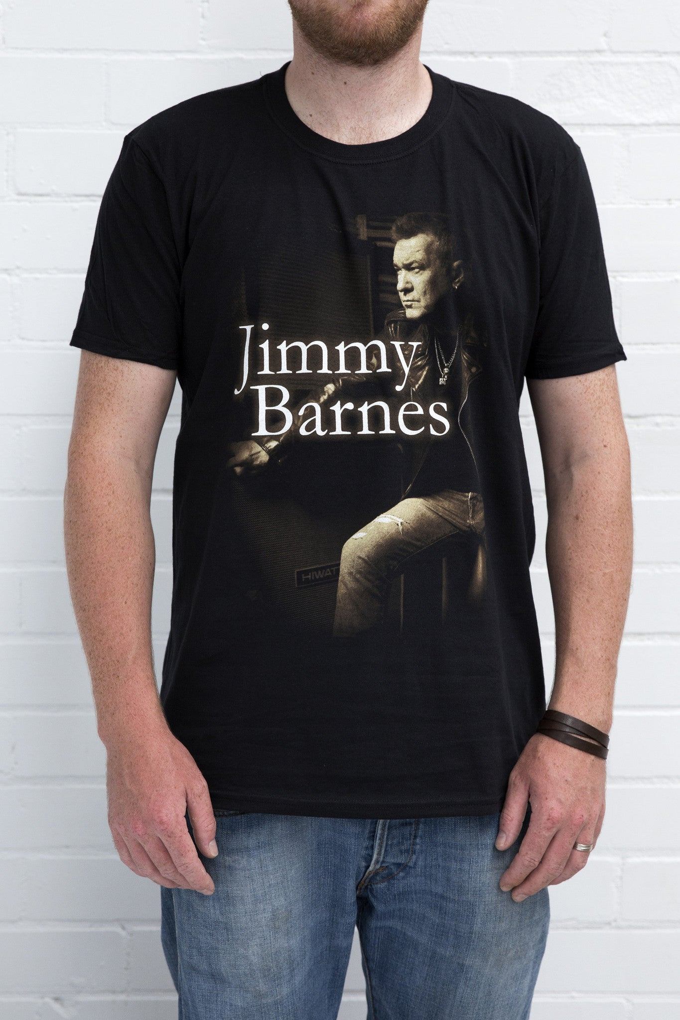 Jimmy Barnes 'Amp'  T-Shirt