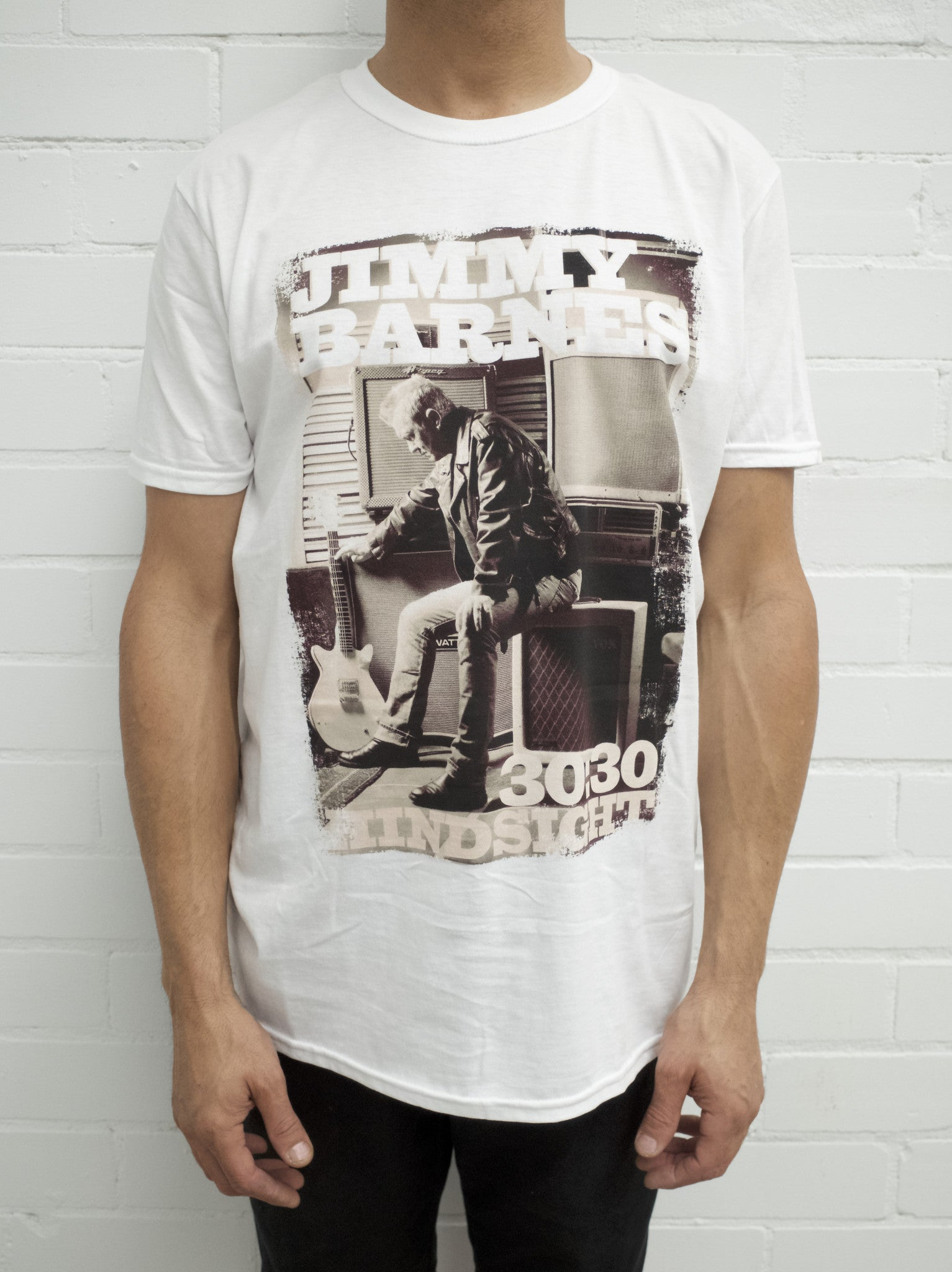 'Hindsight 30:30' Tour T-shirt