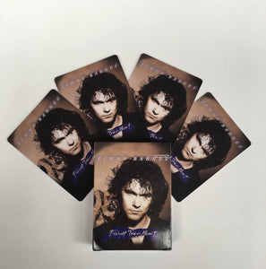 'Freight Train Heart' Playing Cards - Jimmy Barnes Online Store