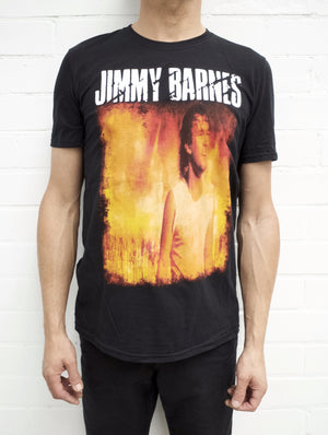 'Red Hot Summer Tour 2013'  T-Shirt - Jimmy Barnes Online Store