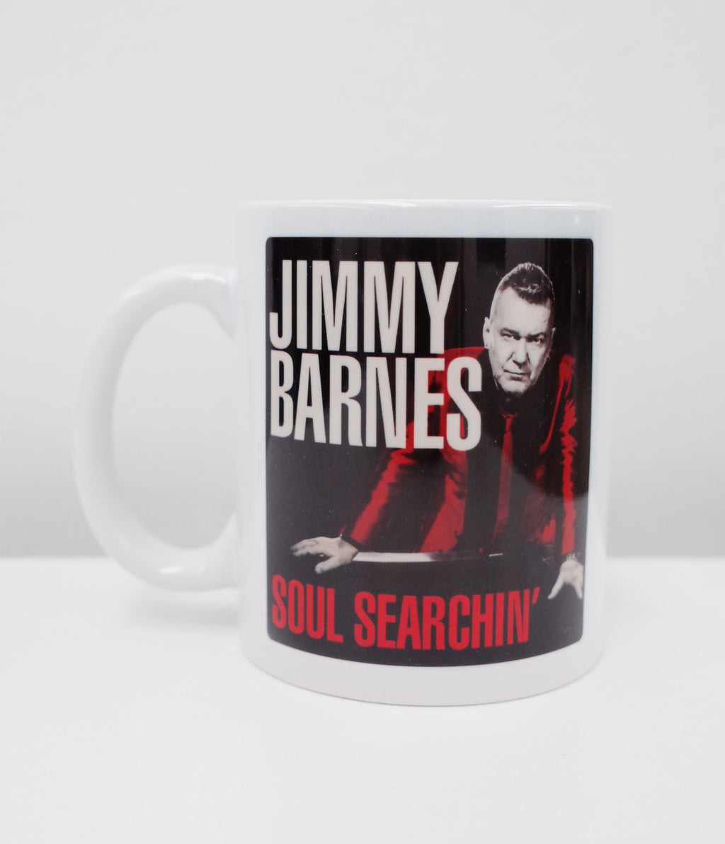 'Soul Searchin' Mug - Jimmy Barnes Online Store