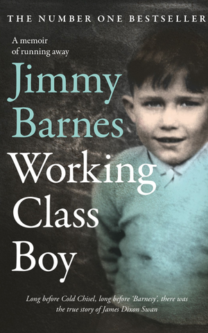 'Working Class Boy' - The Audiobook - Jimmy Barnes Online Store