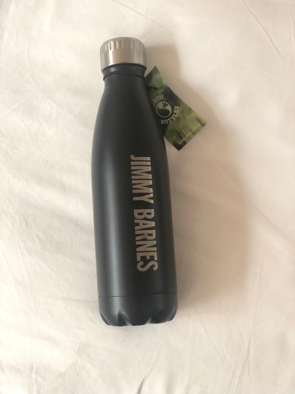 'Jimmy Barnes' Drink Bottle - Jimmy Barnes Online Store
