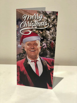 NEW Christmas Card - Signed by Jimmy!! - Jimmy Barnes Online Store