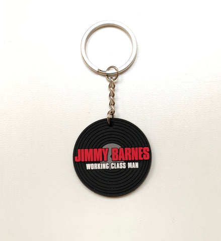 Vinyl shaped Keyring