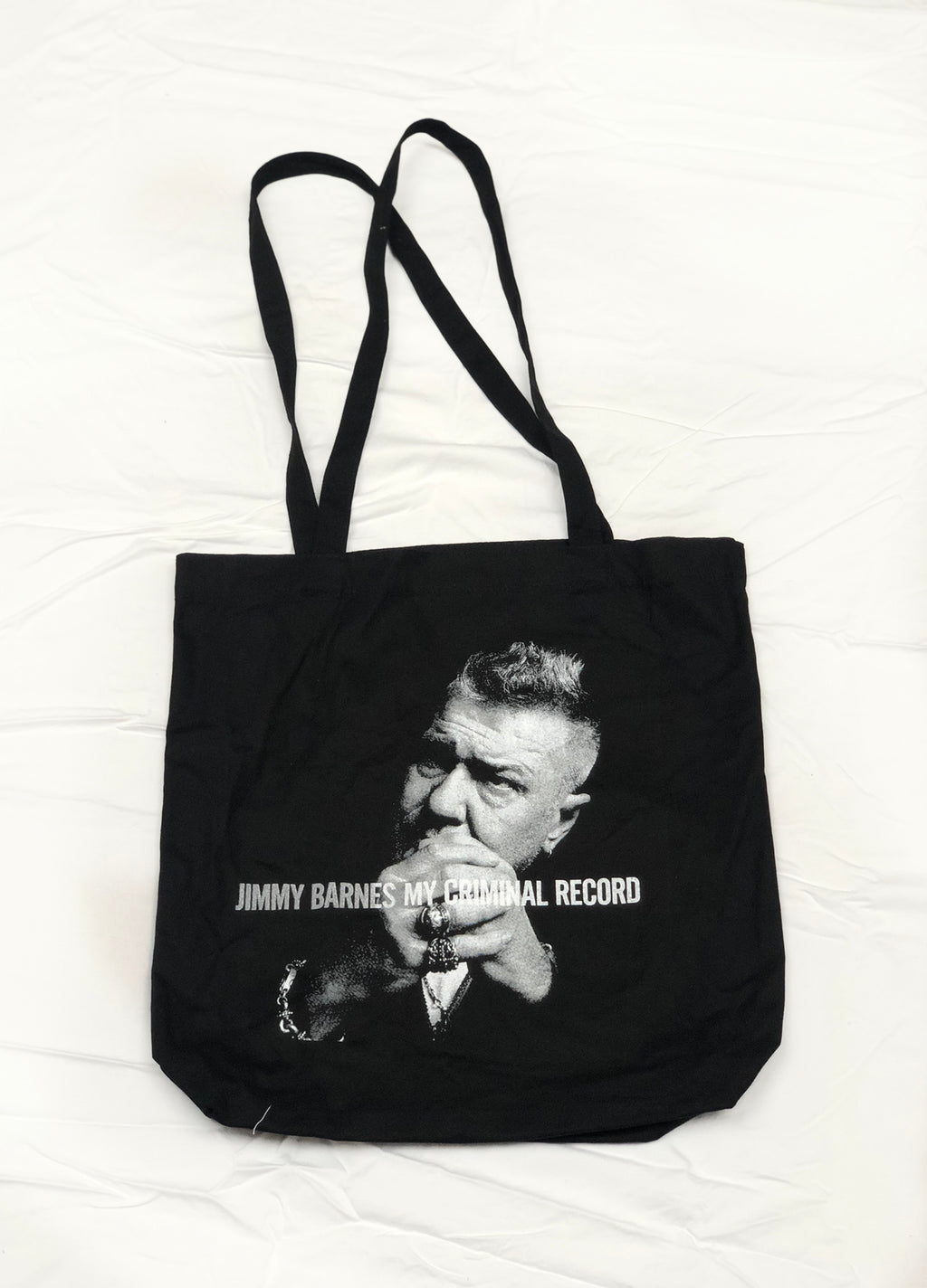 'My Criminal Record' Tote Bag