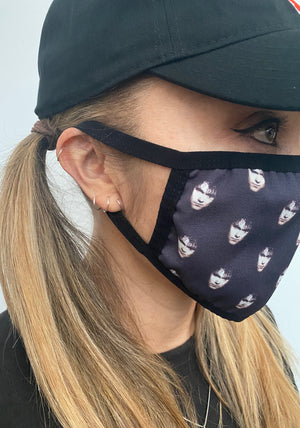 Face mask - Jimmy Barnes Online Store