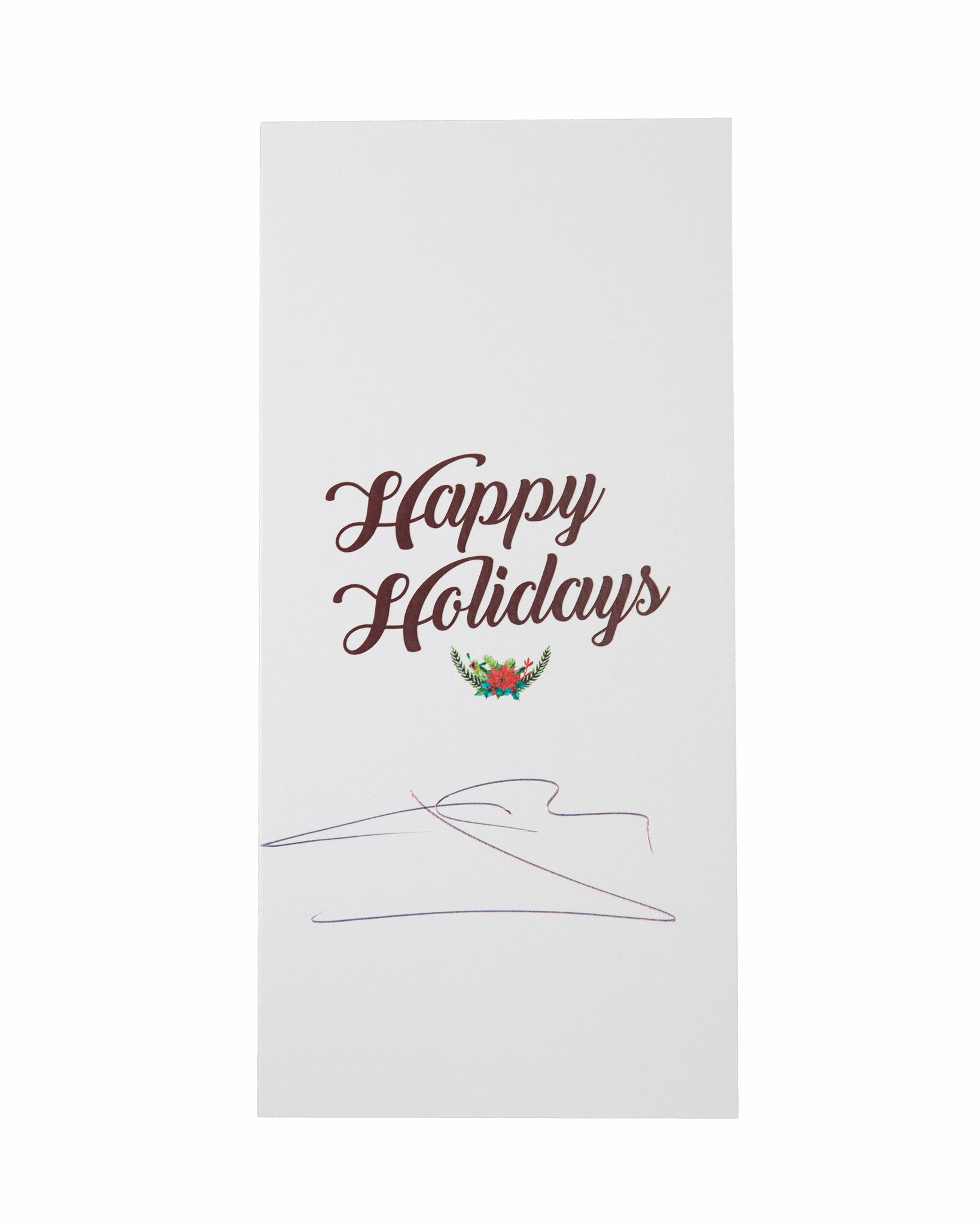 Christmas Card - Signed by Jimmy!! - Jimmy Barnes Online Store