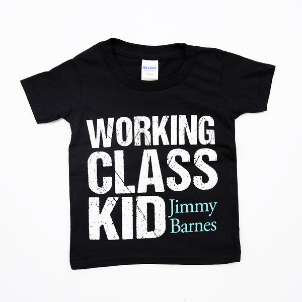 'Working Class Kid' Kids T-Shirt