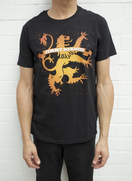'Lion' 2014 Tour T-shirt - Jimmy Barnes Online Store